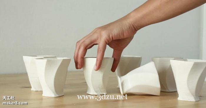 LDM擠出機可讓任何3D打印機打印精細陶瓷對象