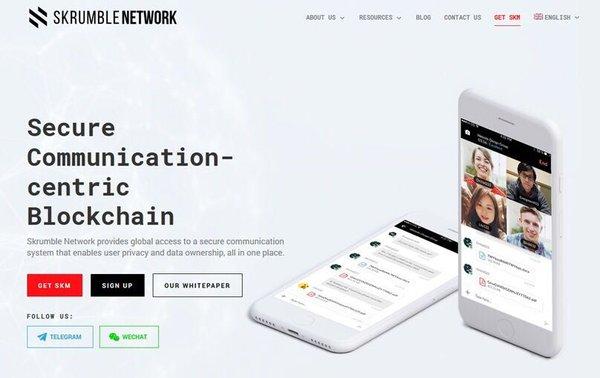 Skrumble Network