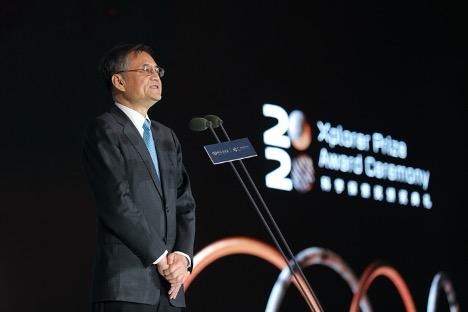 「科學探索獎」監督委員會主席、清華大學文科資深教授錢穎一