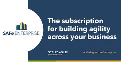 SAFe® Enterprise 是一項高級訂閱服務,旨在協助全球組織實現可持續的業務敏捷性。